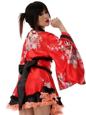Maya Mai - Geisha Goddess